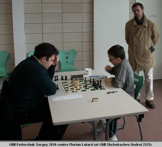 Florian contre Fedorchuk