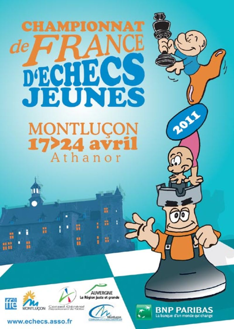 Championnat de France Jeunes 2011 : c'est parti !