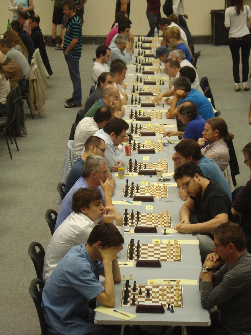 ChiP 2011: positions après 5 rondes