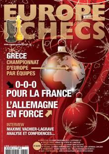 EUROPE-ECHECS N° 616 - Décembre 2011